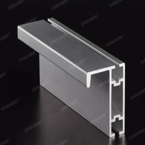合邦 展览5分四槽扁铝销售 八棱柱5分四槽扁铝