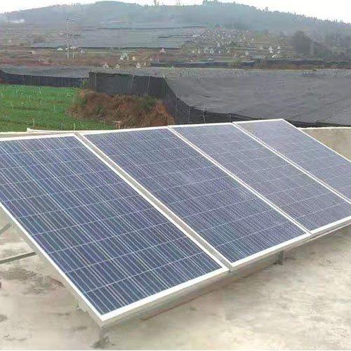 100W太阳能家用发电系统推荐 玉盛 别墅太阳能家用发电系统生产