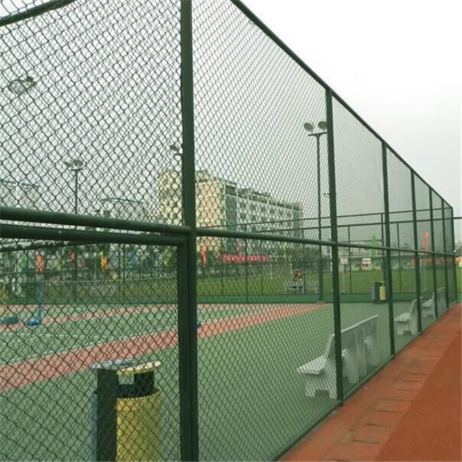 许昌球场护栏 球场围栏 足球护栏网