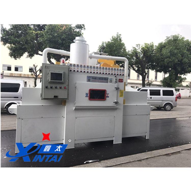 鑫太輸送式自動噴砂機 全型號標準設備 客戶非標定制 廠家直銷 質量保障