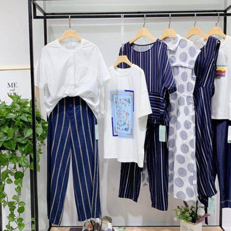广州潮牌女装五秒5秒冬装品牌女装折扣品