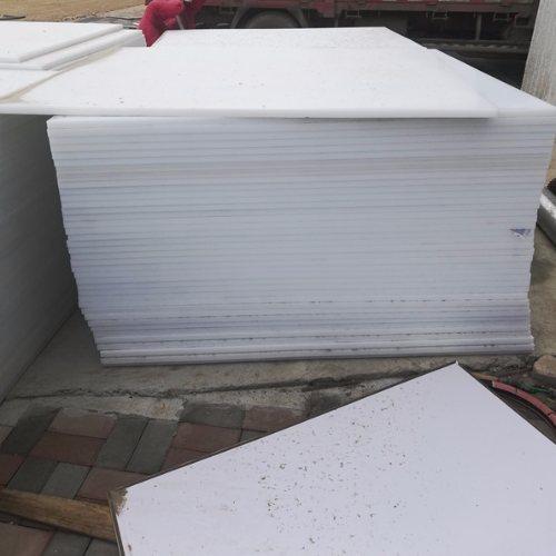 康特环保 高耐磨超高分子量聚乙烯板加工