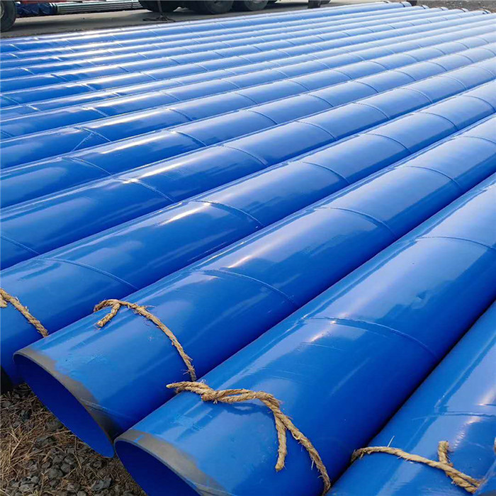 沧州大口径螺旋涂塑管 天恩T/EN 专业生产 质量可靠 坚固耐用