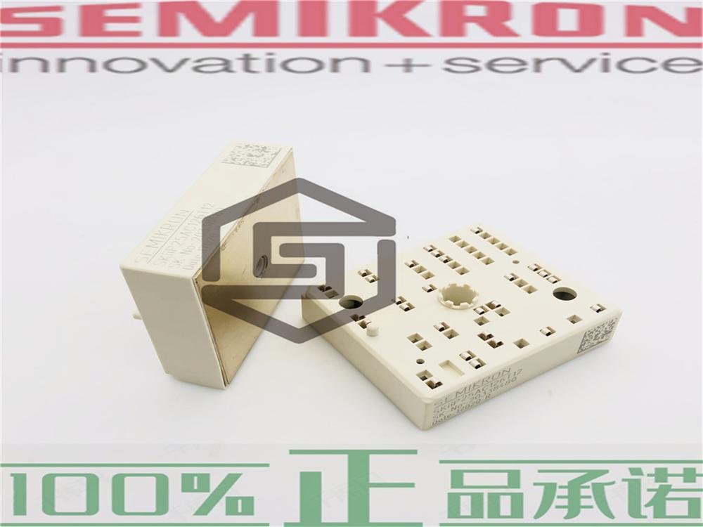 供应 SEMIKRON赛米控原装进口IGBT模块SKiiP39GB12VV1《厂价直销》
