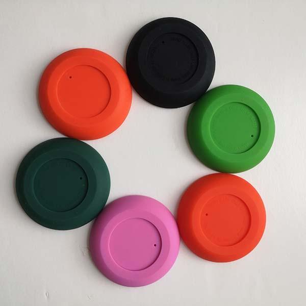 加厚硅胶隔热盖批发 茶杯硅胶隔热盖批发 晨光橡塑