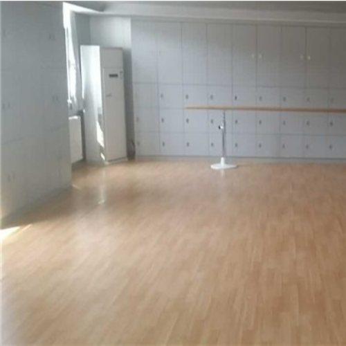 实木舞蹈教室木地板定制 体育舞蹈教室木地板定做 立美体育