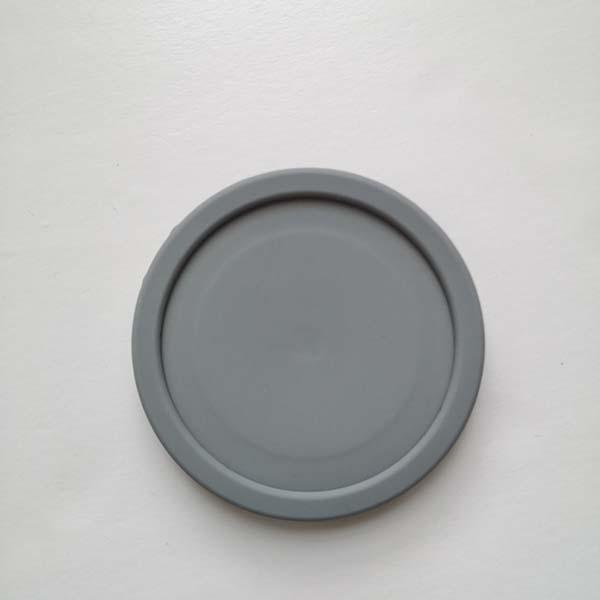 水杯硅胶盖子加工 玻璃杯硅胶盖子供应 晨光橡塑