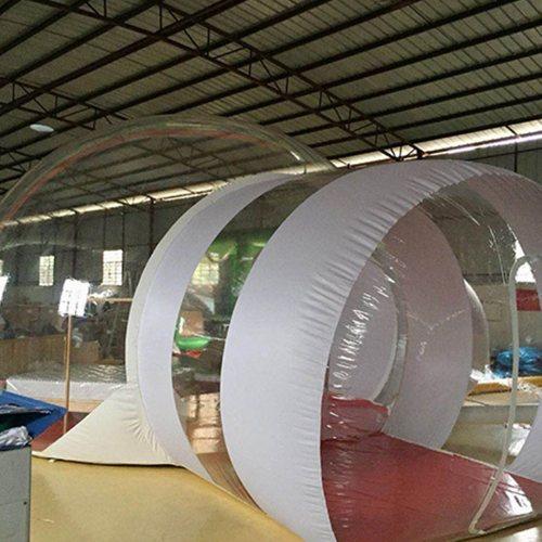 充气星空泡泡帐篷热销 户外居住星空泡泡帐篷可移动 乐飞洋