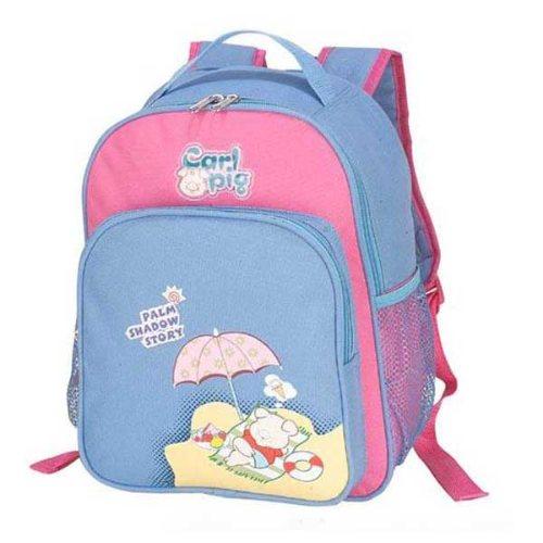 百丽威箱包 儿童卡通双肩包生产厂 小学双肩包供货商