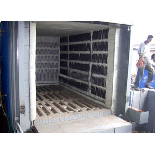 璐广电炉 燃气式台车炉 定制燃气式台车炉用途