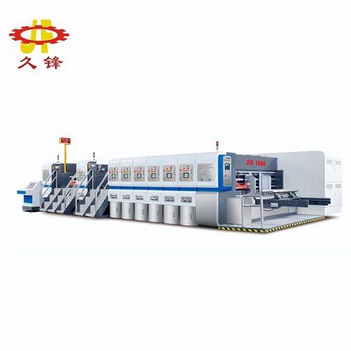 久锋 自动纸箱机械设备价格 纸箱机械设备
