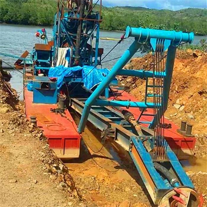 港口清淤挖泥船供应商 恒川 港口清淤挖泥船恒川定制
