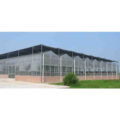 瑞青 玻璃智能温室大棚图片 蔬菜玻璃智能温室大棚的优势