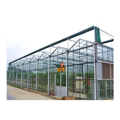 现代玻璃智能温室 新型玻璃智能温室多少钱 瑞青