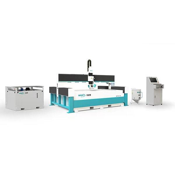 碳纤维水刀切割机多少钱 瓷砖水刀切割机设备 沃迈数控