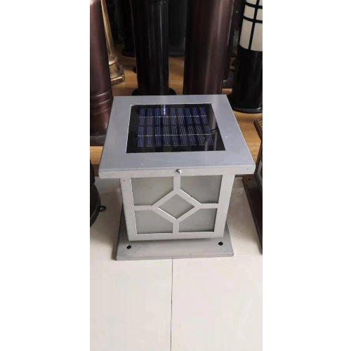 新型太阳能围墙灯生产 公园太阳能围墙灯生产 玉盛