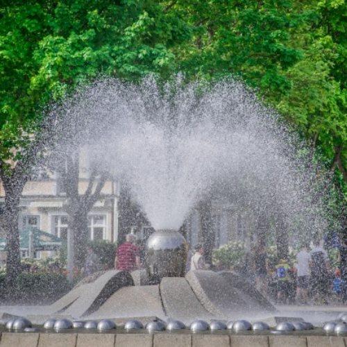 数码喷泉设计 数码喷泉施工 古艺 数码喷泉制作