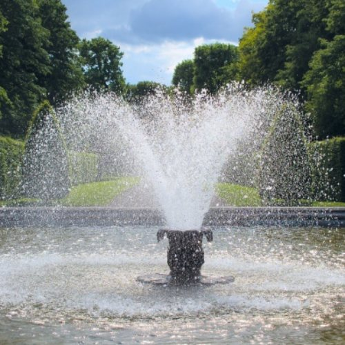 古艺 数码喷泉施工厂家 七彩数码喷泉价格 数码喷泉厂家
