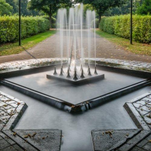 数码喷泉 七彩数码喷泉 古艺 数码喷泉公司