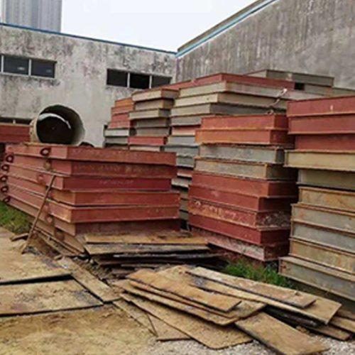 工地钢板租赁价钱 安顺 工地专用钢板租赁供应商