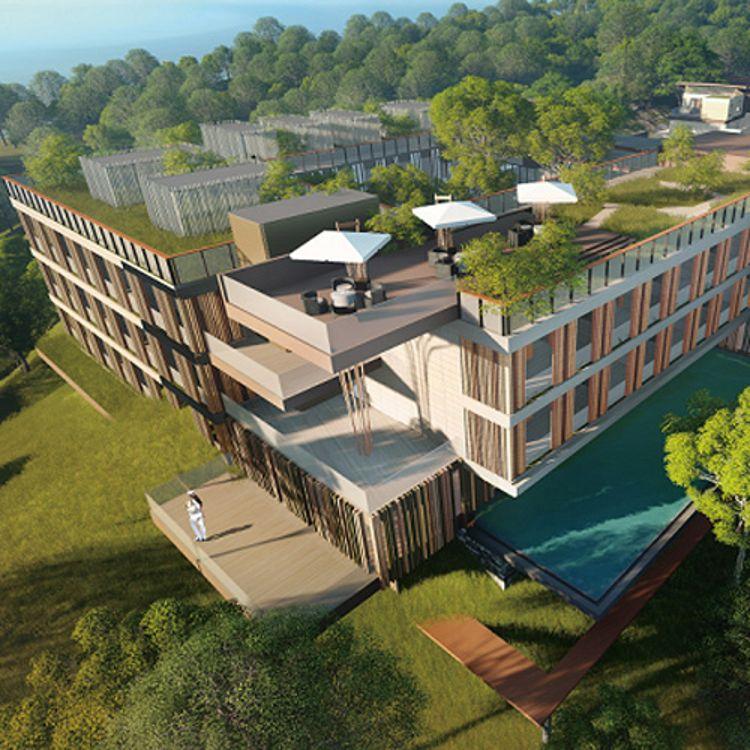 生态温泉设计 别墅温泉设计图纸 温泉设计案例 广州御水
