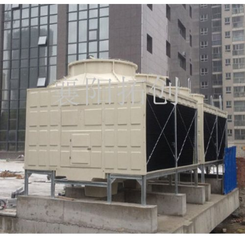 小型冷却塔 冷却塔计算 拓创冷却塔 圆形逆流式冷却塔图片