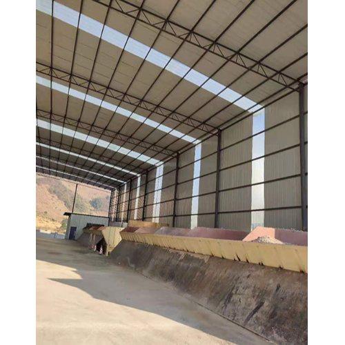 新型钢结构大棚搭建 双正活动房 多功能钢结构大棚工程