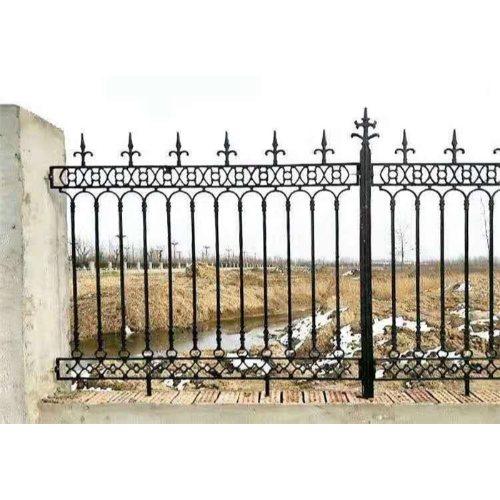 平轩金属 铸铁护栏配件 铸铁围栏
