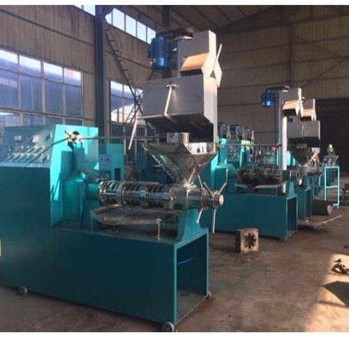三相电60型榨油机出油率 单相电60型榨油机生产制造厂 鼎诺机械