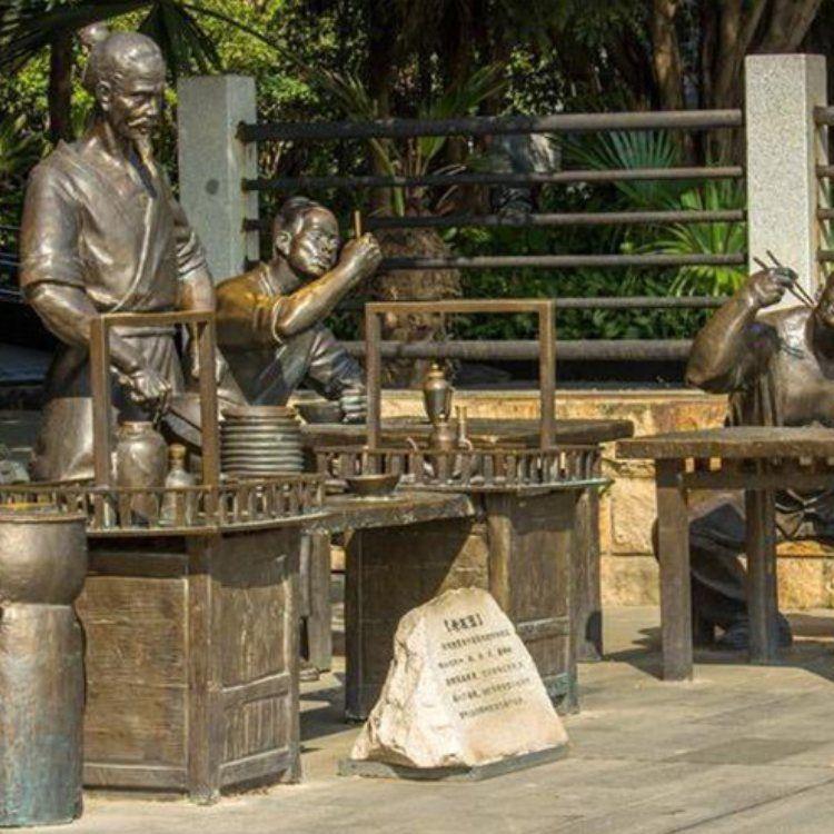 玻璃钢雕塑 小区玻璃钢雕塑订制厂家 瑞鑫雕塑