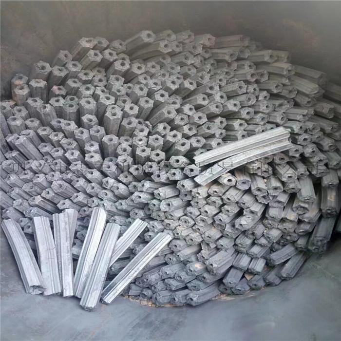 大型环保无烟炭化机出售 木材机制棒吊装炭化炉产量大