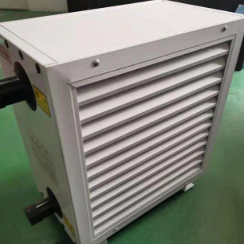 通昊5Q型蒸汽暖风机直销 供应工业暖风机参数 温室大棚暖风机厂家