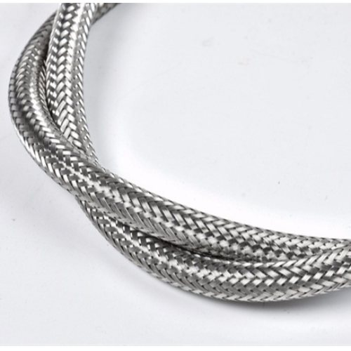 DN250法兰金属软管规格 阻燃法兰金属软管型号 鑫驰规格全