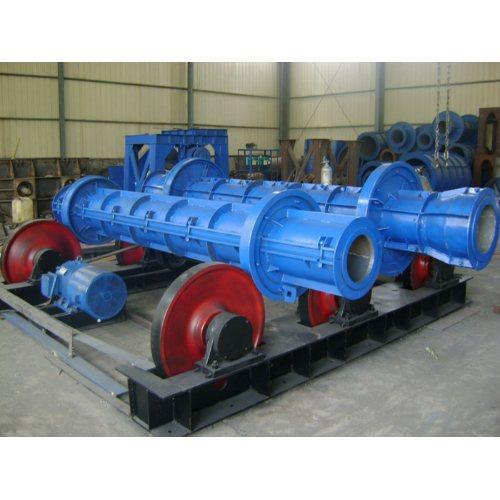 金顺 大型悬辊式水泥制管机批发价格 悬辊式水泥制管机视频