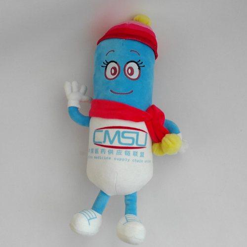 图片吉祥物生产 图片吉祥物批发 龙吉祥物生产 宏源玩具