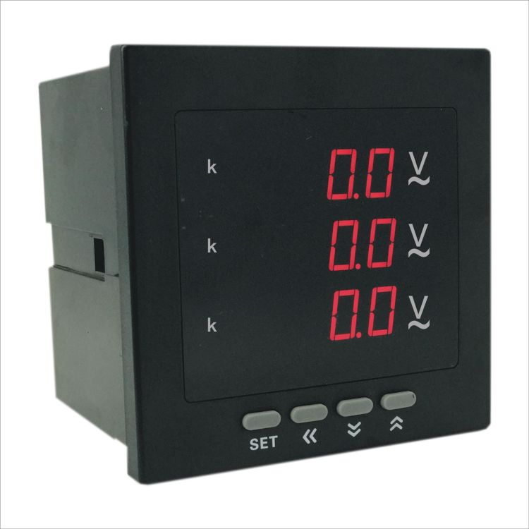 奥宾数显三相电压表厂家直销