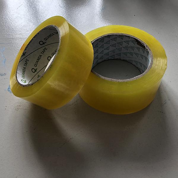 全达包装 高粘透明封箱胶带批发价 封口透明封箱胶带质优价廉
