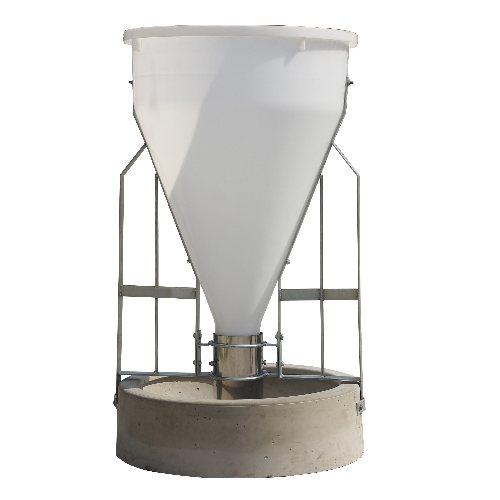 优质干湿喂料器生产厂家 猪用干湿喂料器提供 彩鹏