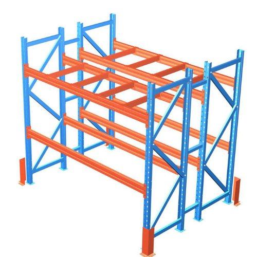 贯通式重型货架生产商 不锈钢重型货架型号 华德耐特