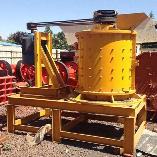 君诺 制砂机 干湿料无底筛制砂机 矿用制砂机沙石料生产线