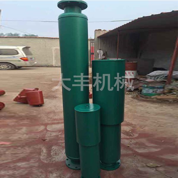 浙江罗茨风机消声器生产厂 黑龙江罗茨风机消声器 大丰机械