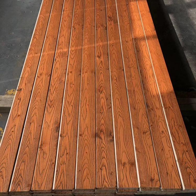免漆桑拿板经销商 免漆桑拿板销售 红企木业 阳台桑拿板生产商