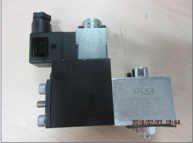 代理HAWE哈威PMVP5-43/G24比例溢流阀现货销售