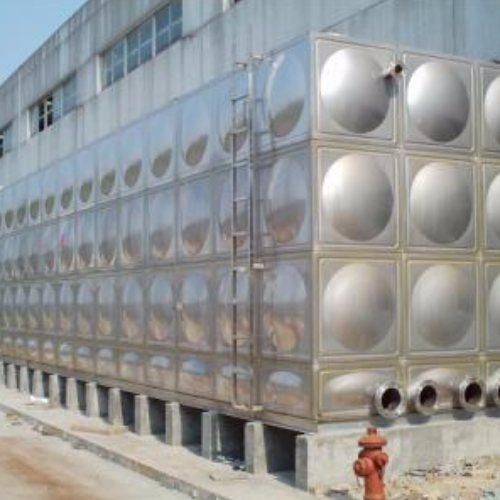 重庆吉铄金属制品 不锈钢生活用水水箱设计