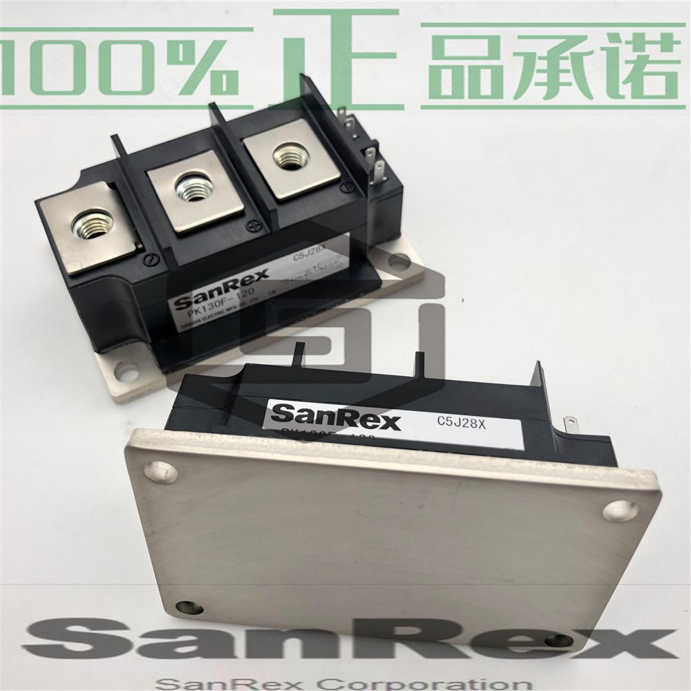 SanRex奇沃〖正品〗pk40f-120可控硅晶闸管模块