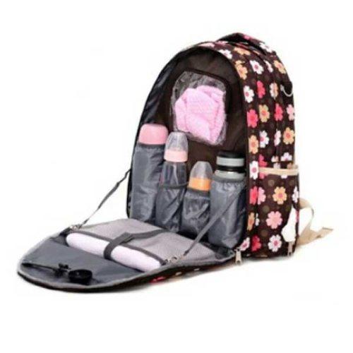 手提母婴包加工 单肩母婴包定做 百丽威箱包 母婴包
