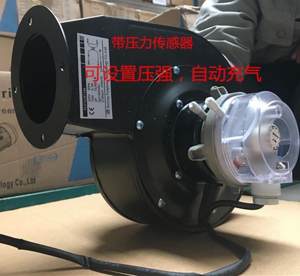 温室大棚用充气风机 大棚高风压充气泵 低噪声进口充气泵