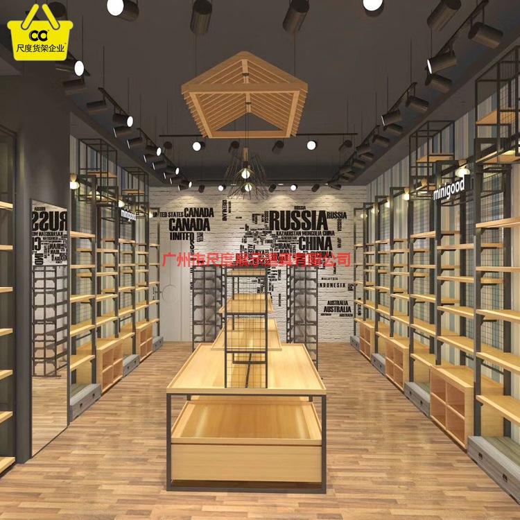 饰品店货架 广州伶俐货架lenle货架商品陈列 lenle货架来图定制