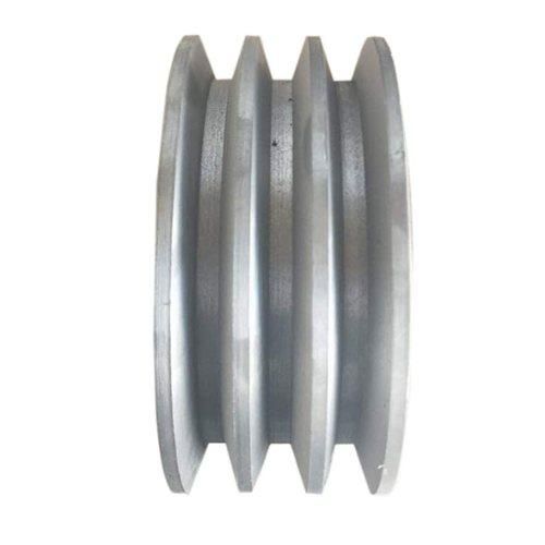 三角皮带轮报价 球铁轨道轮 滚筒用400B2 传力皮带轮报价