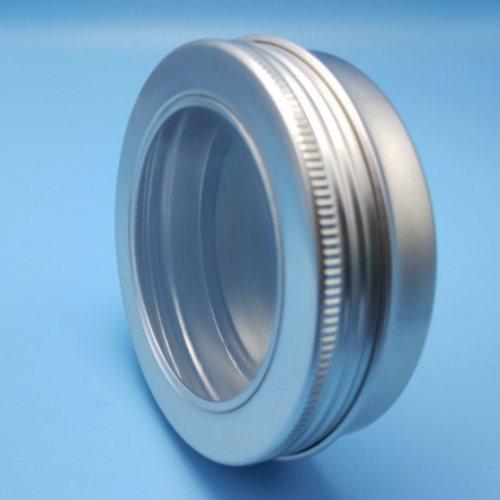 圆形铝盒生产商 新锦龙 迷你铝盒定制 圆形铝盒定制